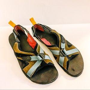 Nike Vintage sandals SZ-9